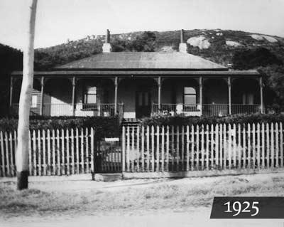 Dunmoylen House History